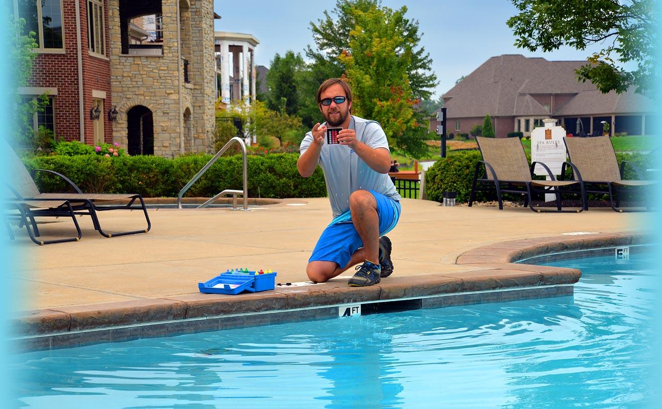 Swimsafe pool management inc cincinnati ohio dayton for Pool maintenance